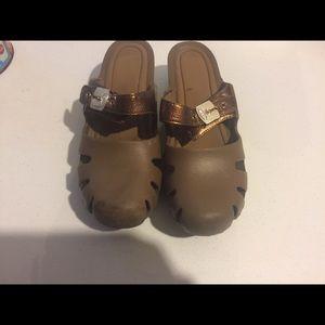 Dr Scholls Dance Clogs Shoes 👠